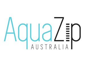 AquaZip Australia Logo