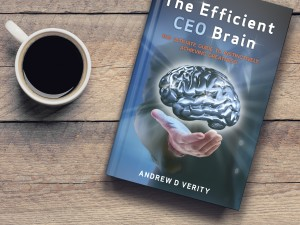 The Efficient CEO Brain Book