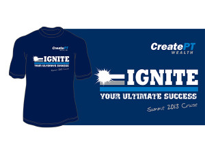 Create PT Wealth T-Shirt