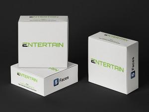 Entertain Software Box