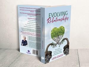 Evolving Relationships Book Design