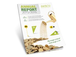 South West Slopes Credit Union Annual Report 2016