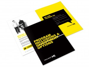 Trainer HQ Investment Options Brochure
